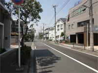 南行徳駅からの道順